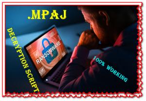 mpaj ransomware decryption script