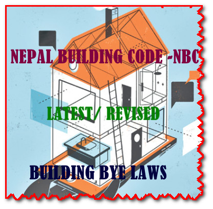 Nepal Building code and Building bye laws